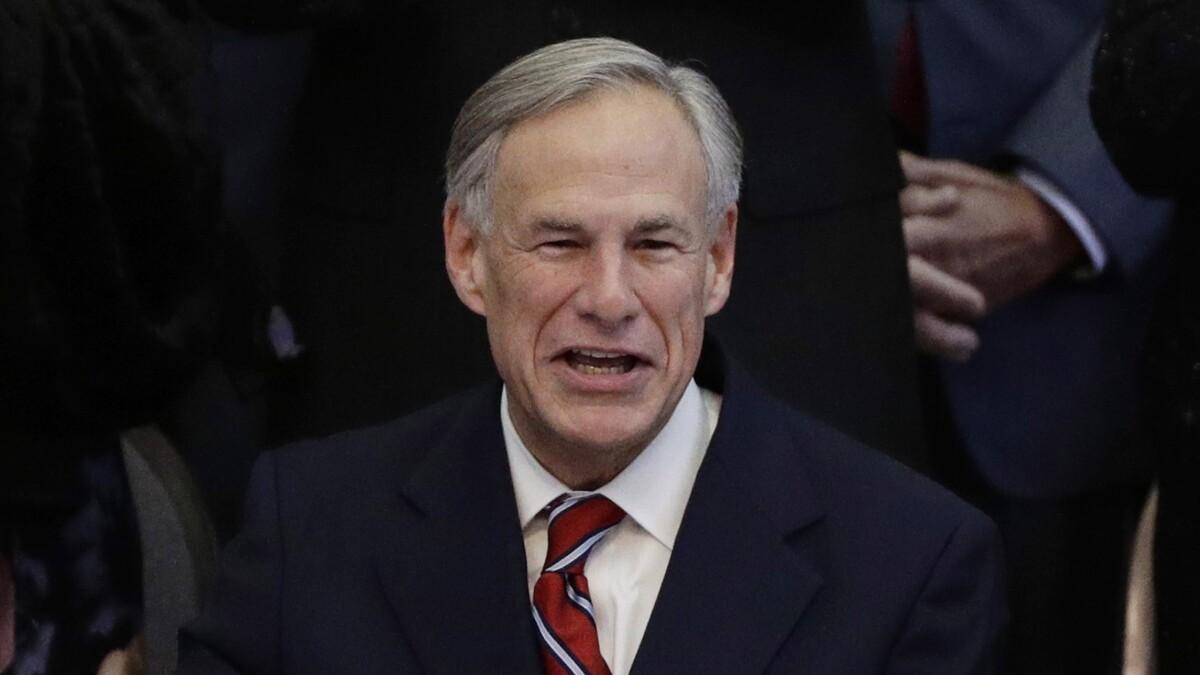 Texas governor ceremoniously signs 'Chick-fil-A bill'