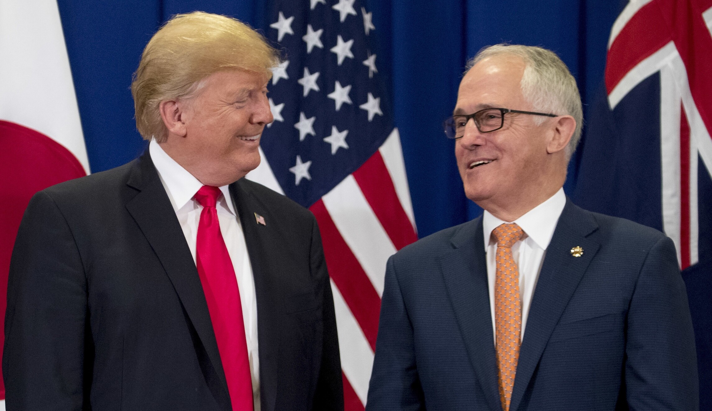 Trump to meet with Australian Prime Minister Malcolm Turnbull as countries  prepare to sign TPP without US: Report