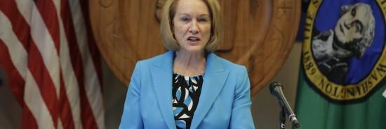 Seattle Mayor Jenny Durkan - 080420