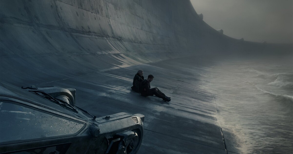 New 'Blade Runner' gives climate change a starring role