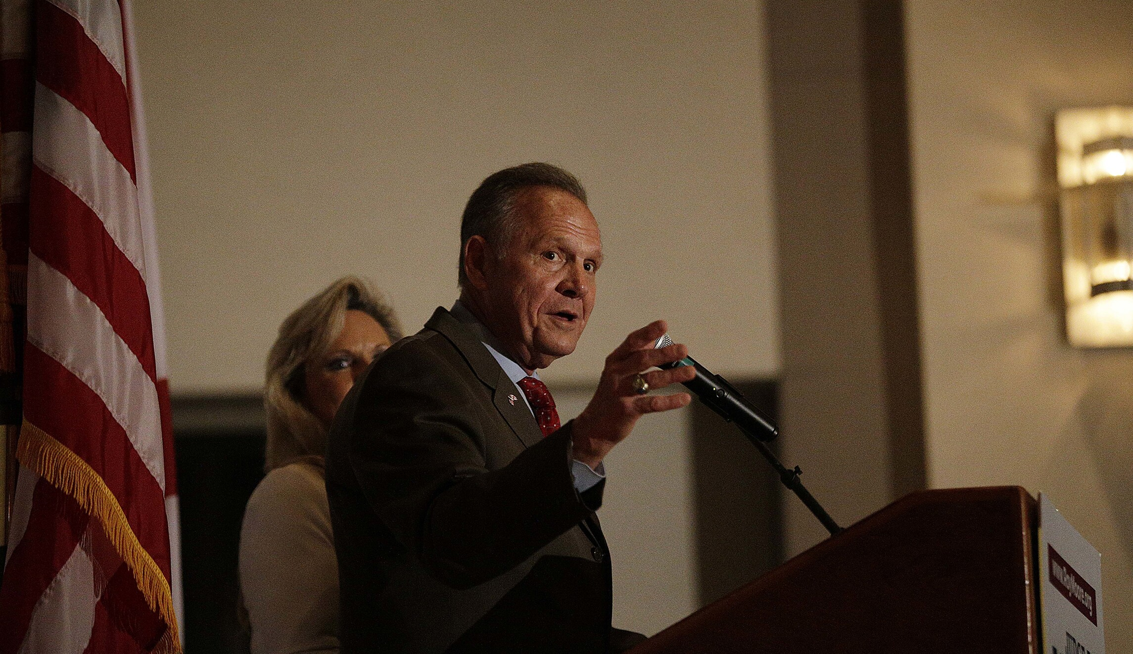 Roy Moore, leading candidate in Alabama Senate race, doesn\'t know ...