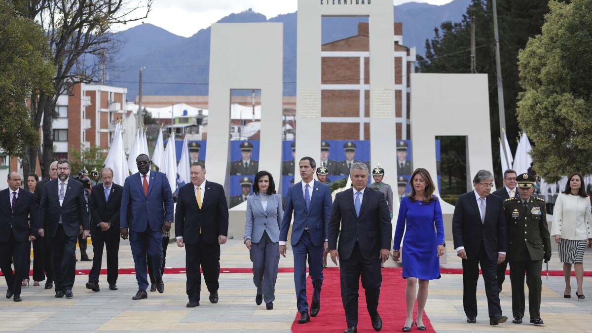 Trump administration moves to fix faltering Venezuela policy