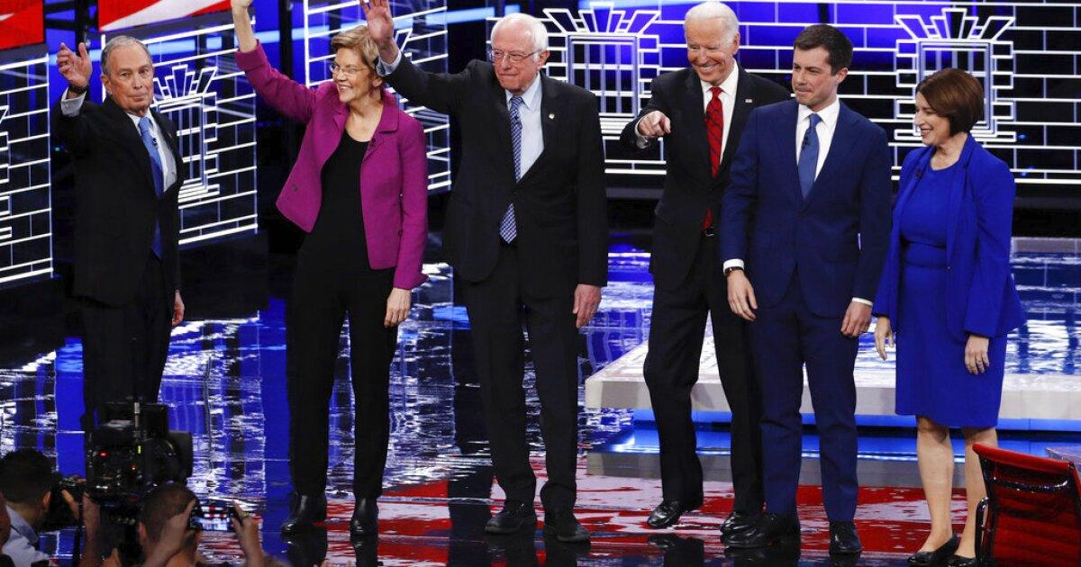 POLL: Who won the Nevada Democratic presidential debate?
