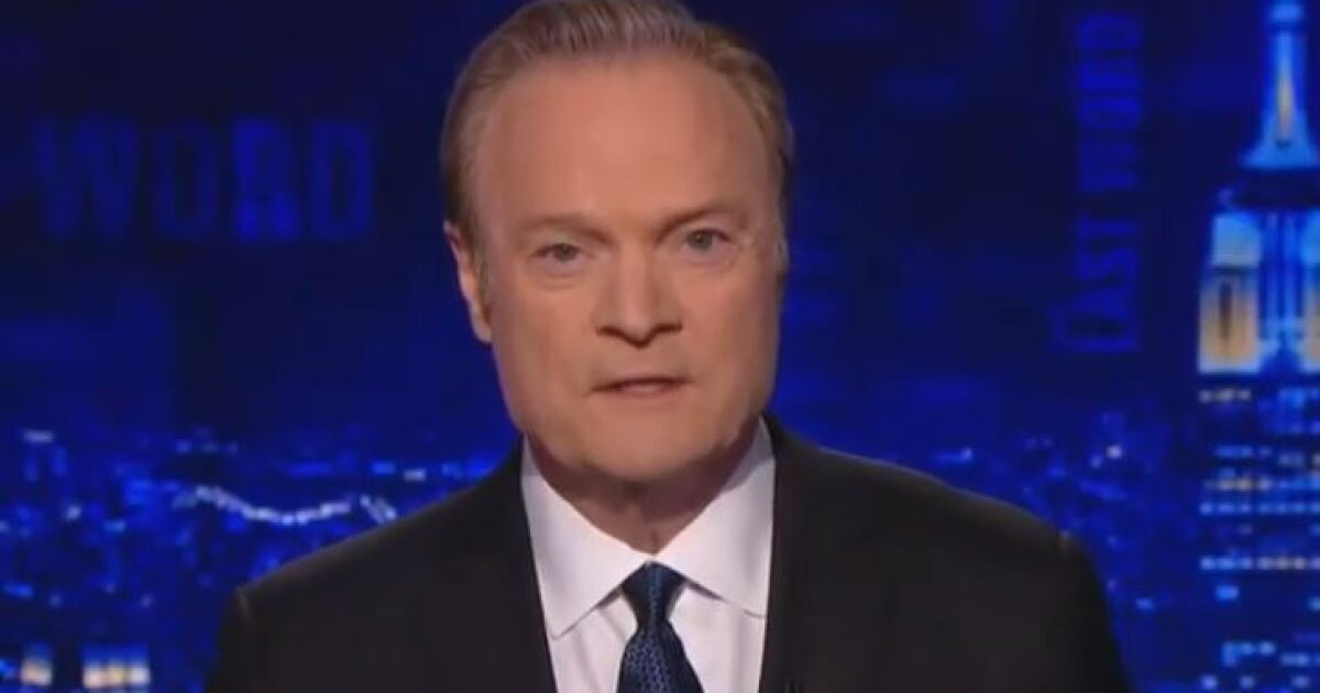 MSNBC's Lawrence O'Donnell: Trump 'is a Russian operative' as evidenced by Grenell appointment