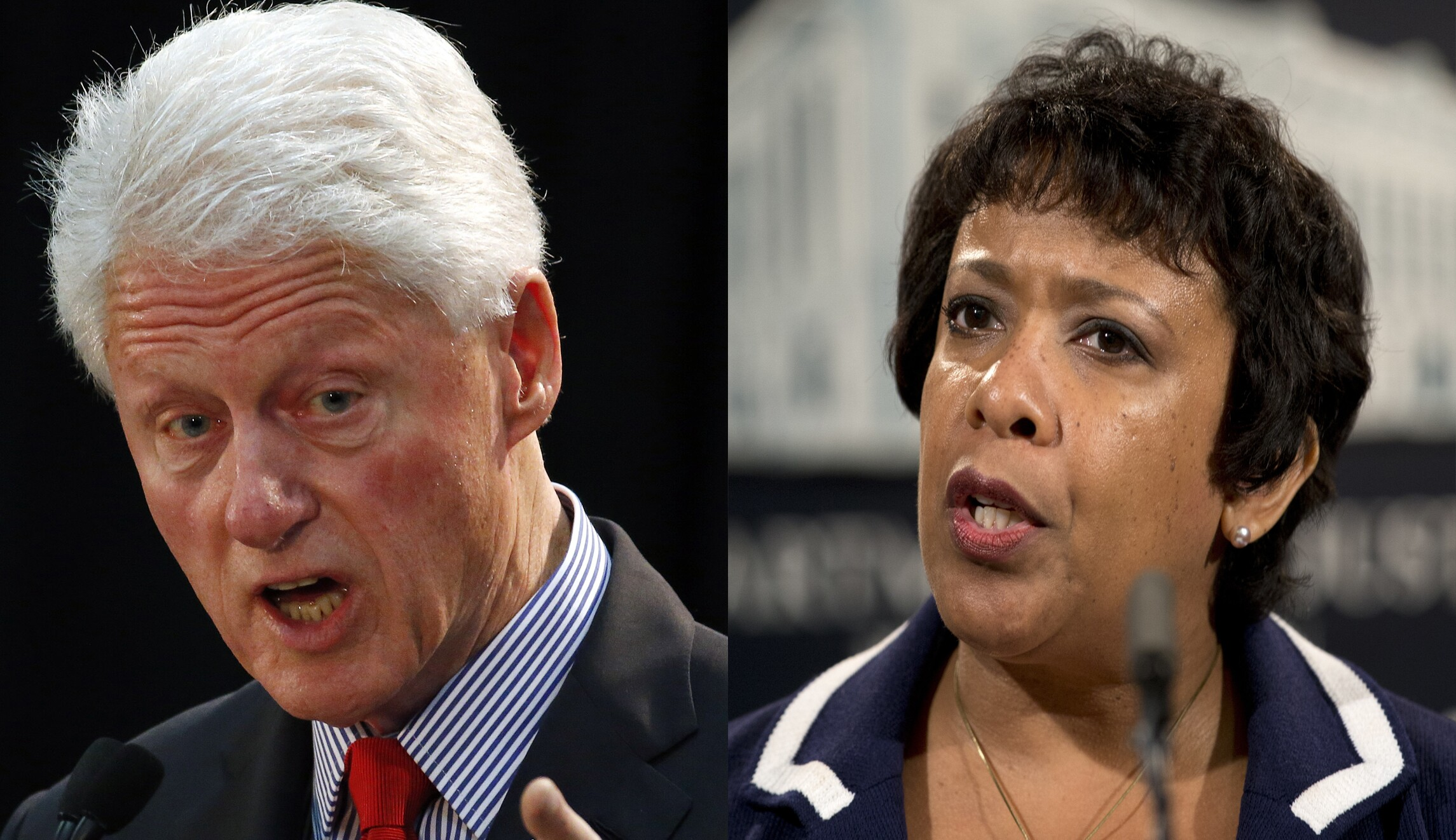 Reporters were 'reluctant' to cover the Bill Clinton/Loretta