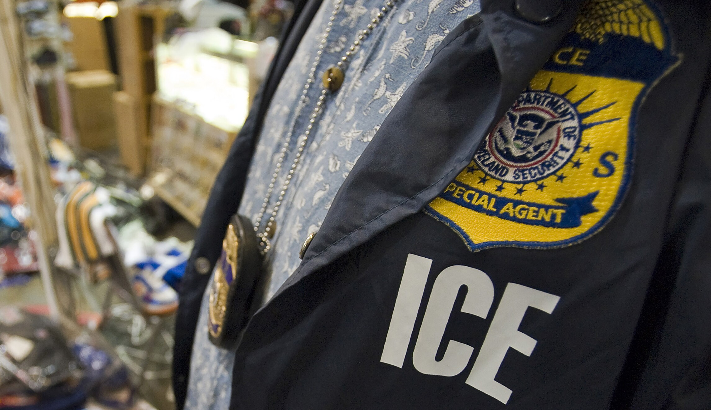 ICE seizes $43M of counterfeit designer goods imported to Laredo