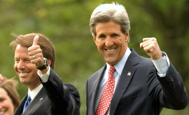 John Kerry regrets picking John Edwards as 2004 running mate
