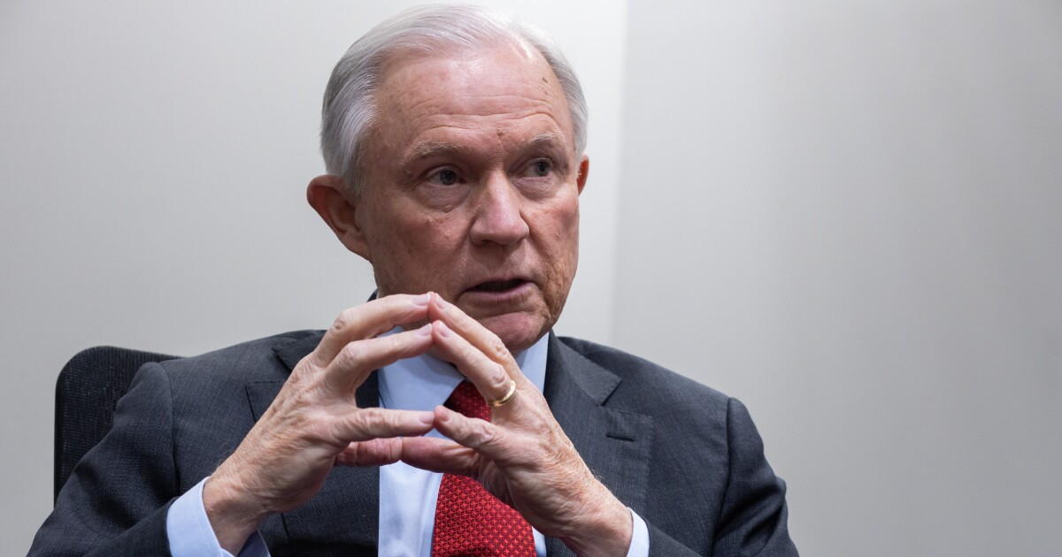 'I hate it': Jeff Sessions laments his big breach with Trump