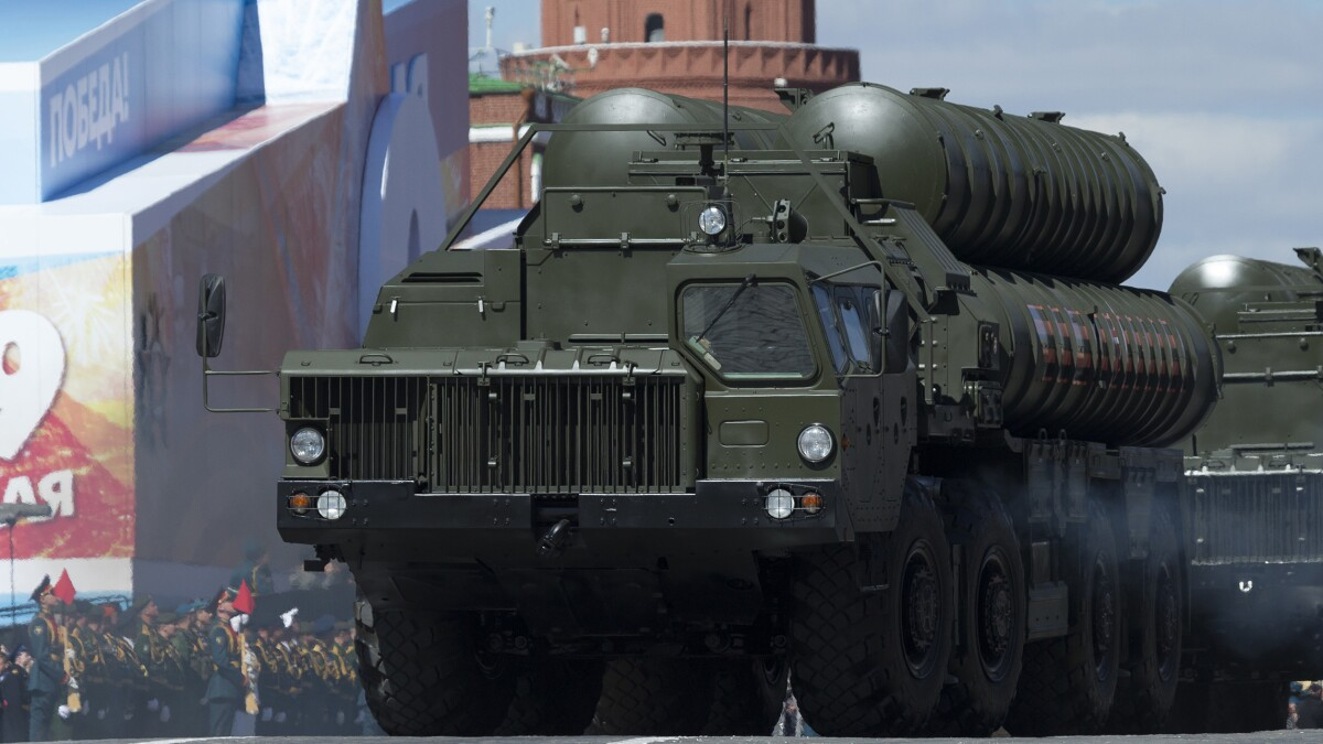 Inside the S-400: The Russian missile system creating a wedge between Trump and Erdogan