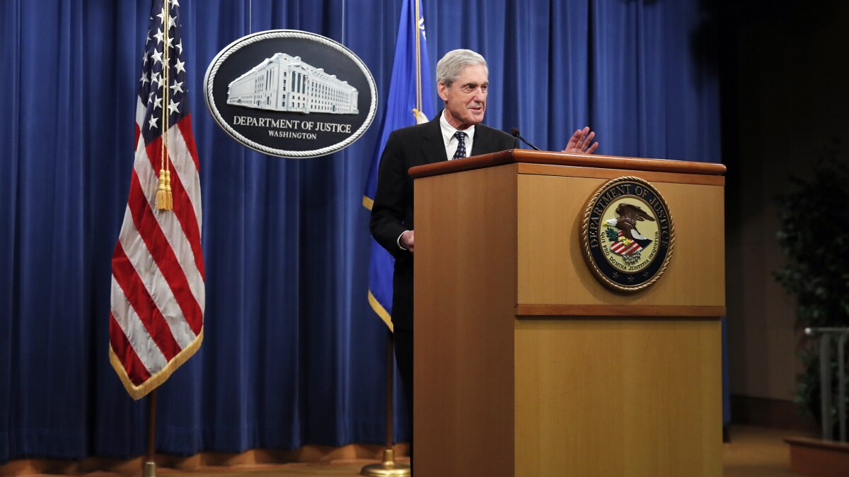 New York theater groups hosting a live reading of the 448-page Mueller report