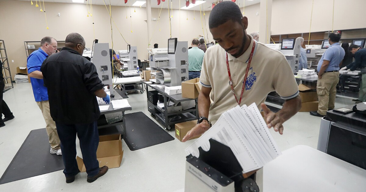 Here's what happens if Palm Beach County can't count its votes by Thursday