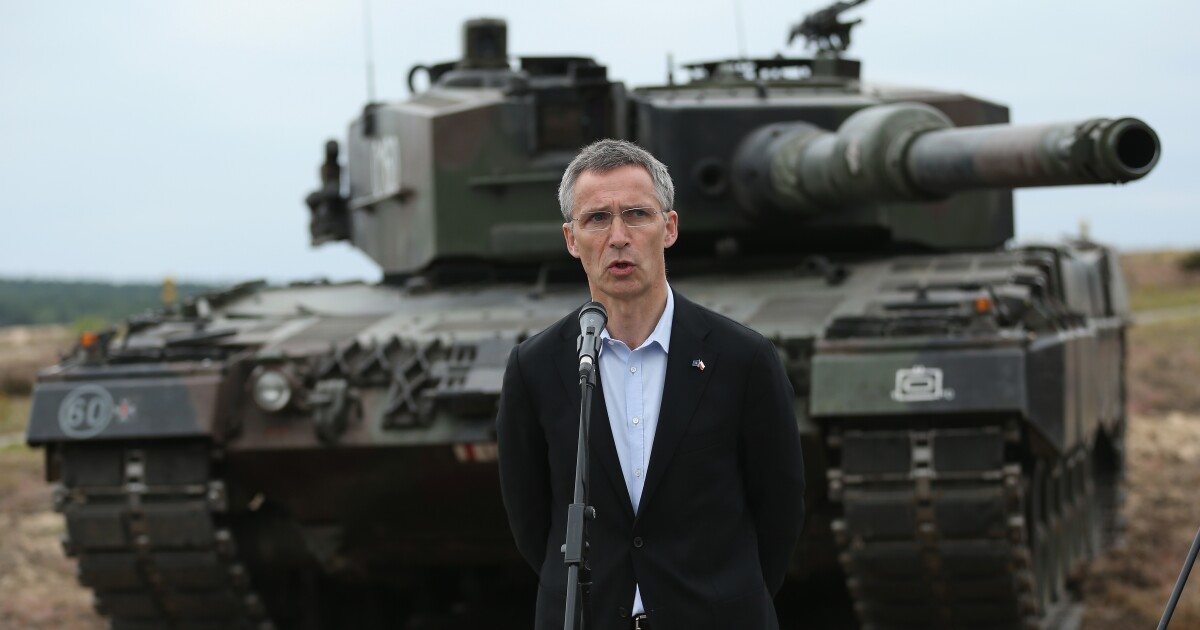 NATO's Strategic Problem