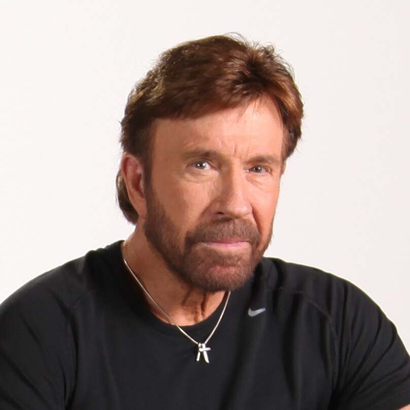 Chuck Norris steps into the ring to fight for community health