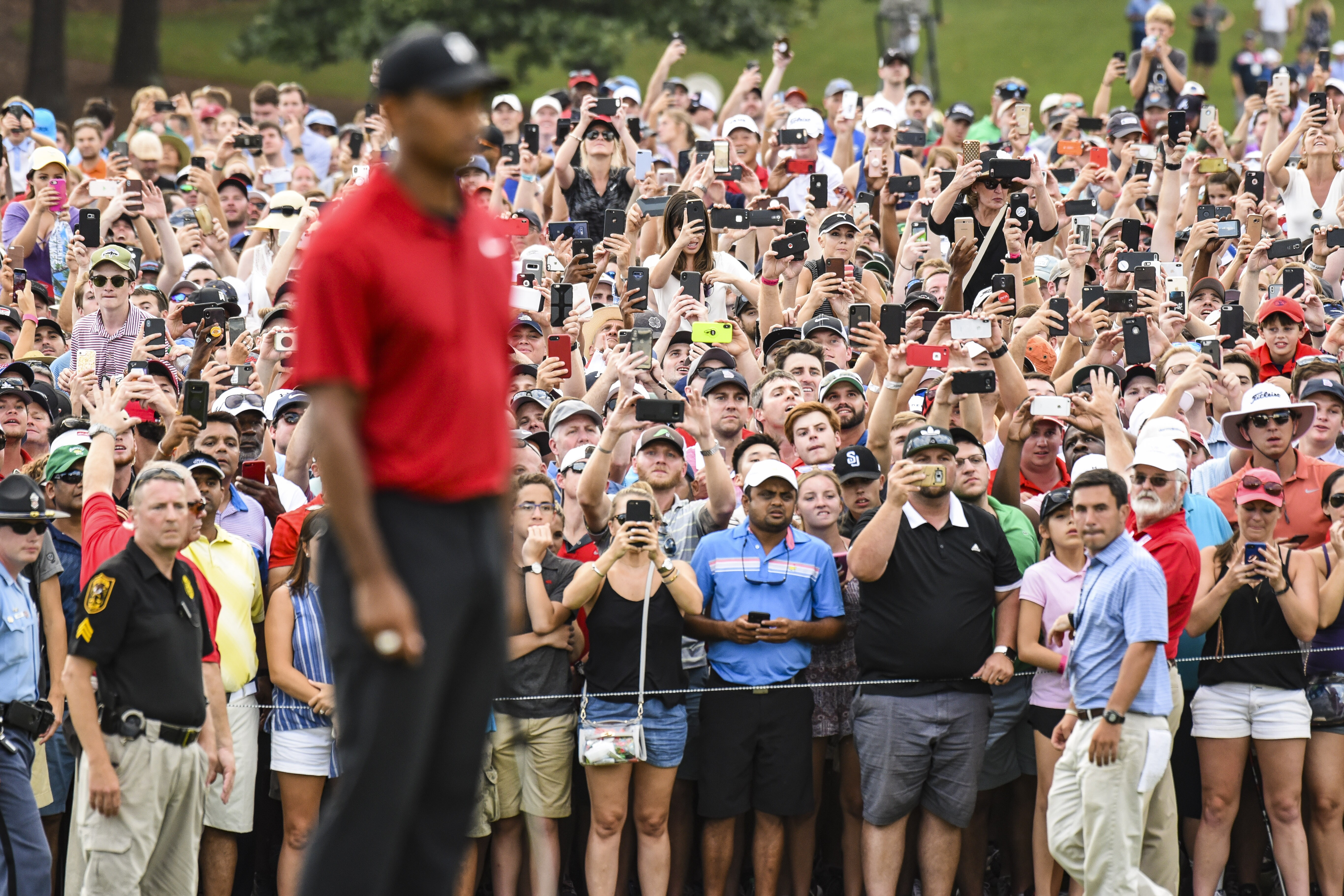 aaa14f8bbdd4c The Tiger Effect Returns at East Lake Golf Club Where Tiger Woods ...