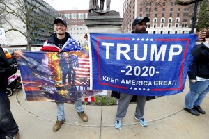 'Sick of Republicans sitting around': Michigan Patriot Party on track to get on 2022 ballot as GOP alternative