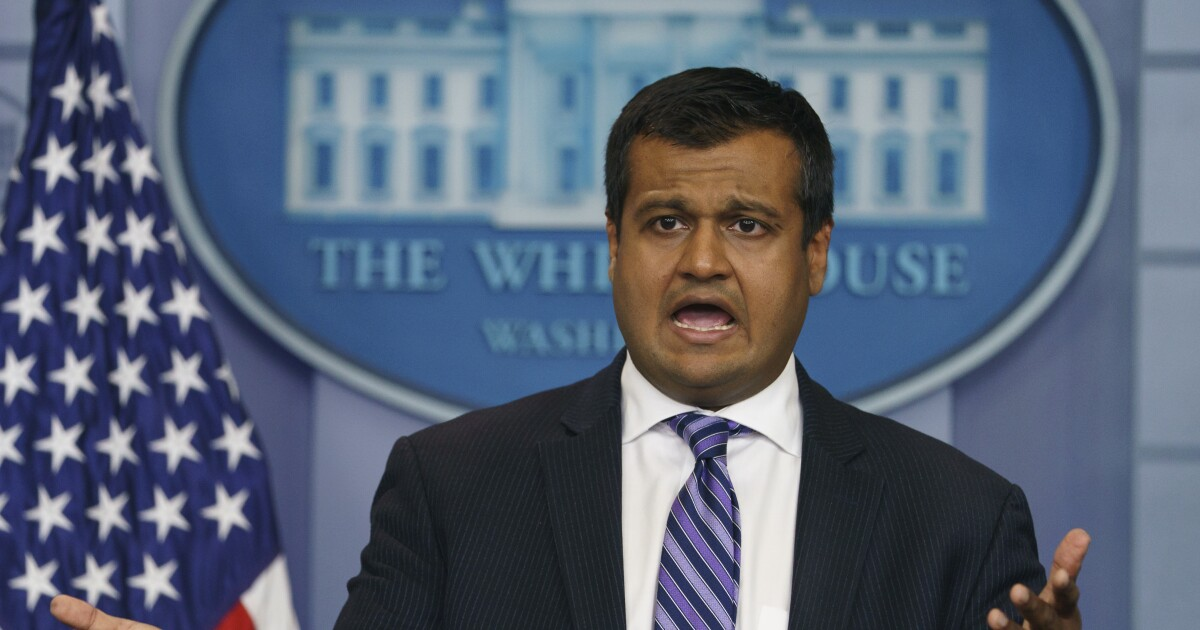Raj Shah leaves White House to helm communications firm with Clinton administration alum