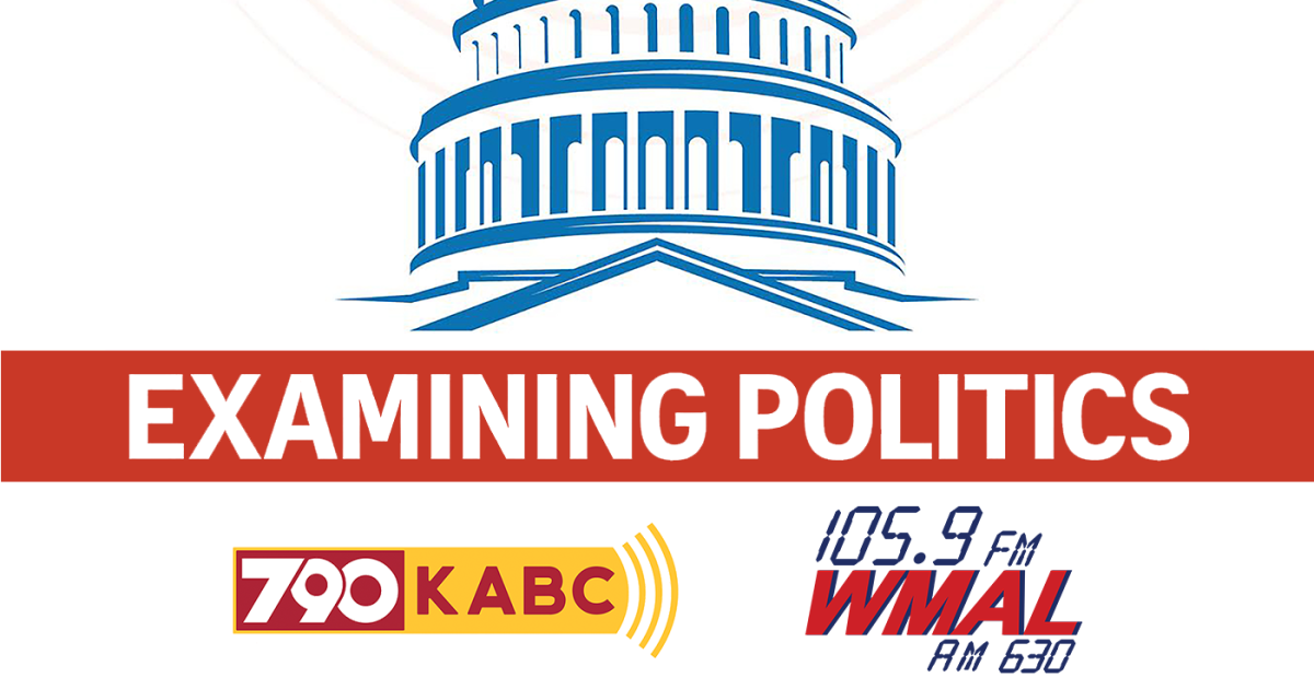 'Examining Politics' June 14, 2019 - Ann Coulter, Salena Zito, William Jacobsen, and Curtis Houck