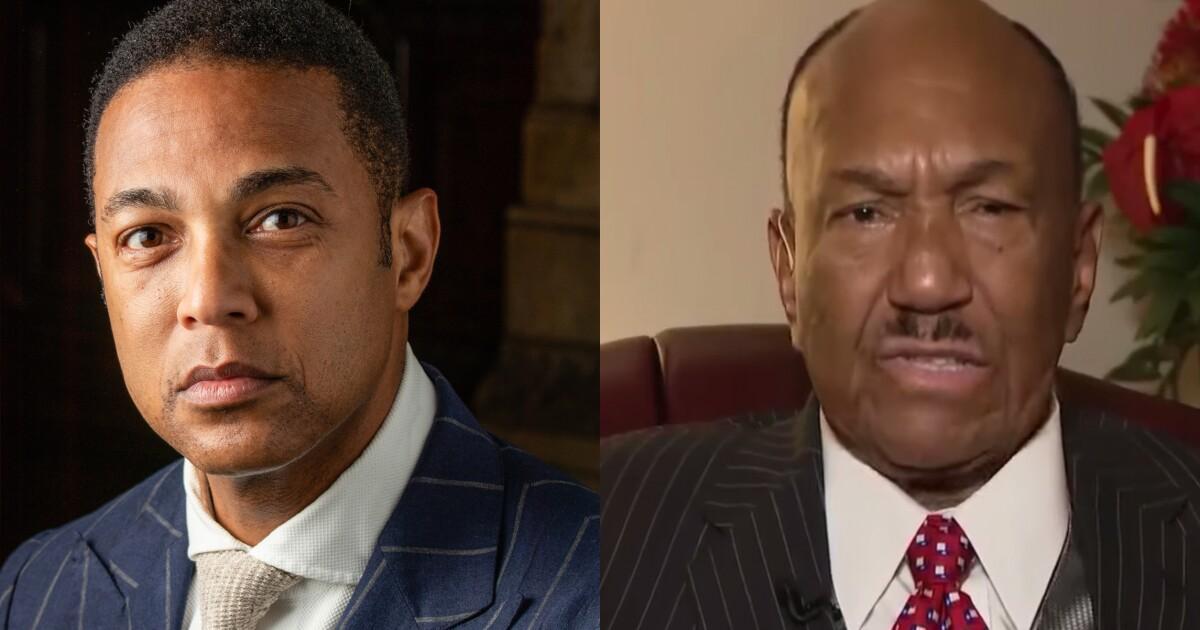 Don Lemon Open Letter.Cnn S Don Lemon Ambushes Black Pastor Over His Meeting With