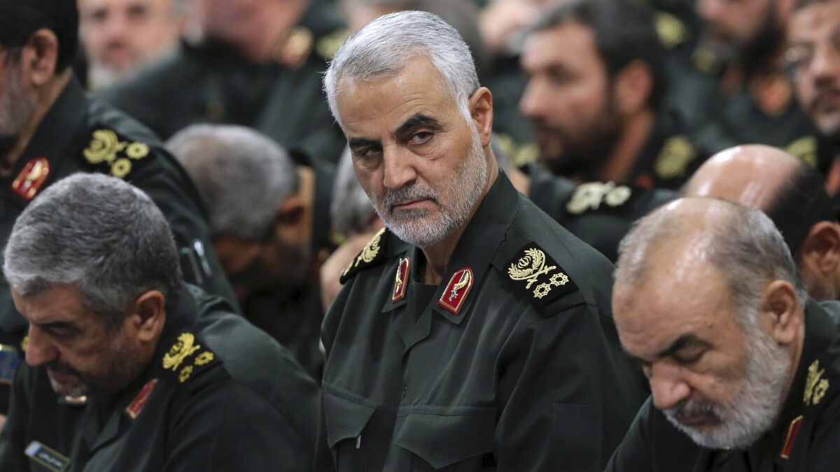 The real collateral damage for killing Soleimani: The Democrats' minds