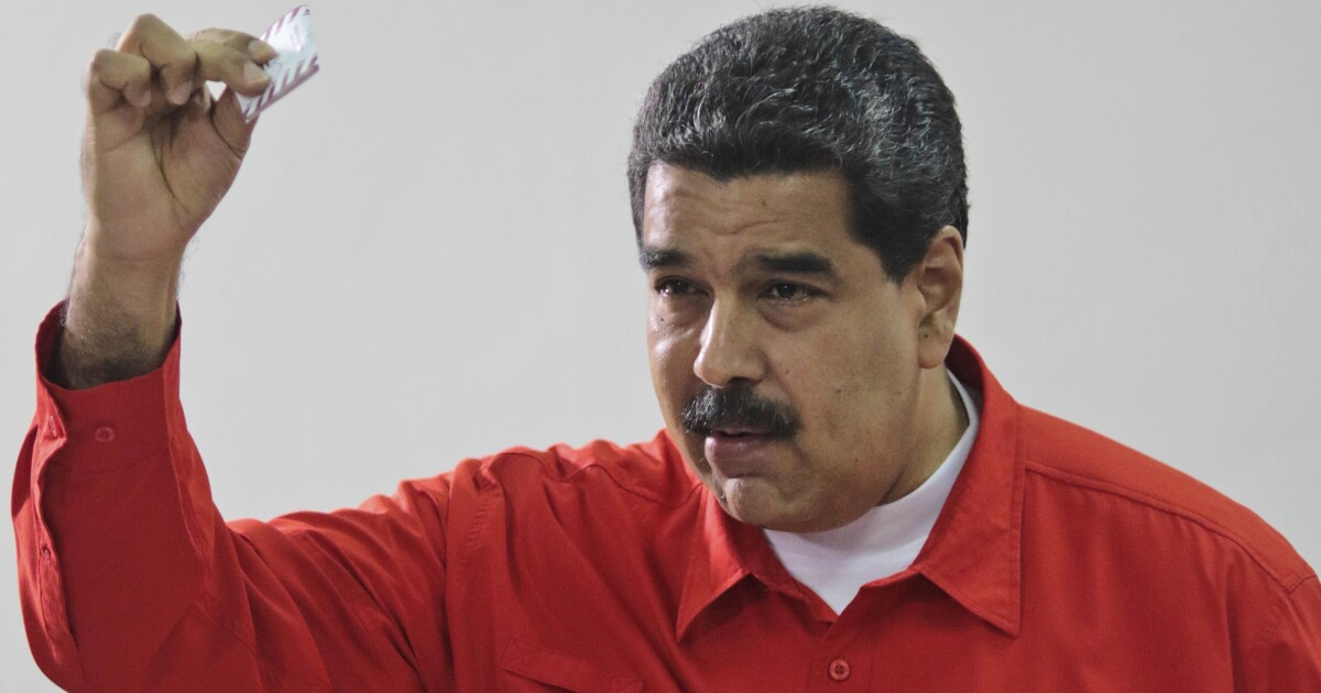 US diplomat: 'Very, very possible' half of Venezuela's population flees Maduro regime