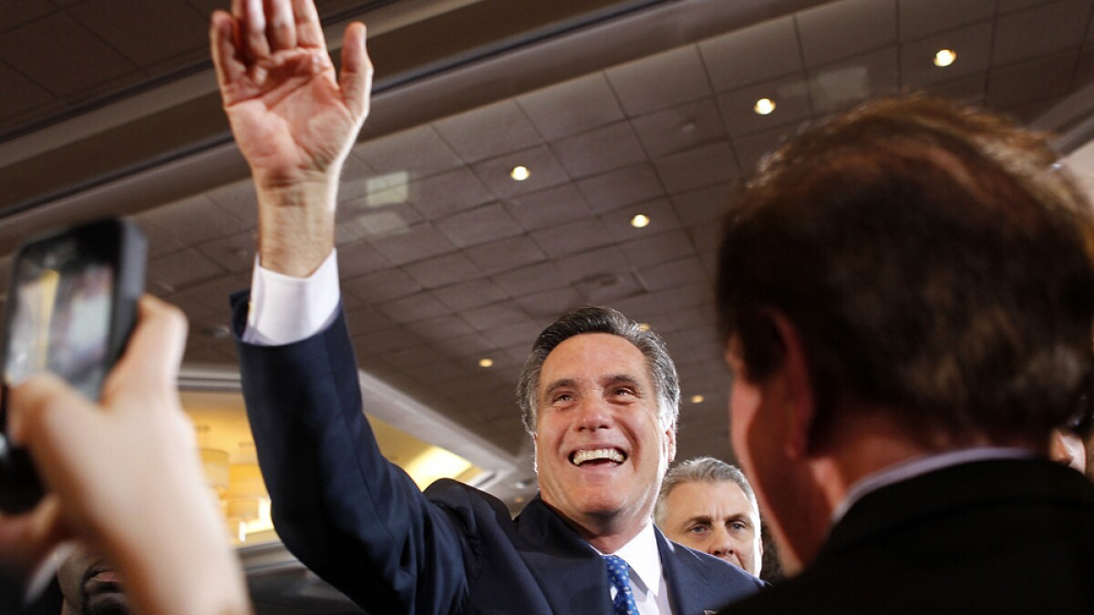 'Frenemy': Trump counting on Mitt Romney to be his impeachment firewall