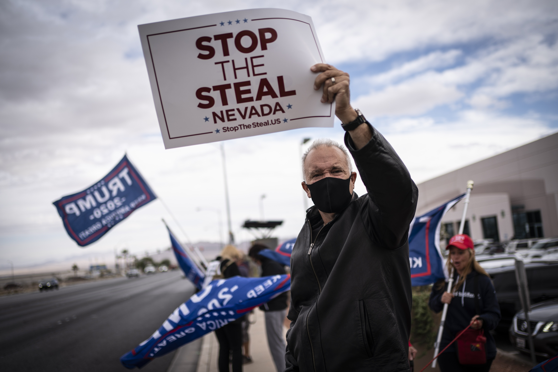US Election 2020 Nevada