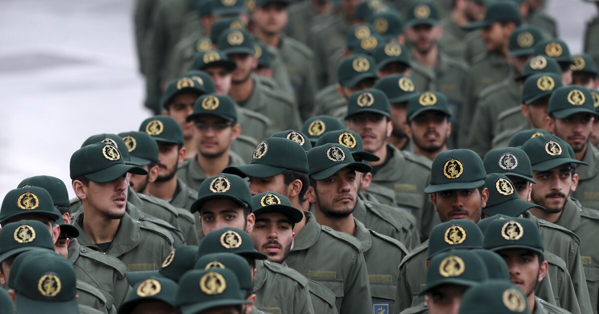 Iran's Guard gets a long-overdue but much-deserved terrorist designation