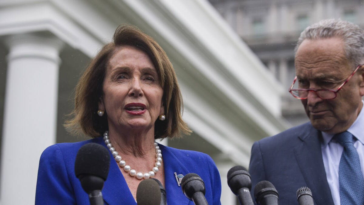 Pelosi requests prayer for Trump's health after his 'very serious meltdown'