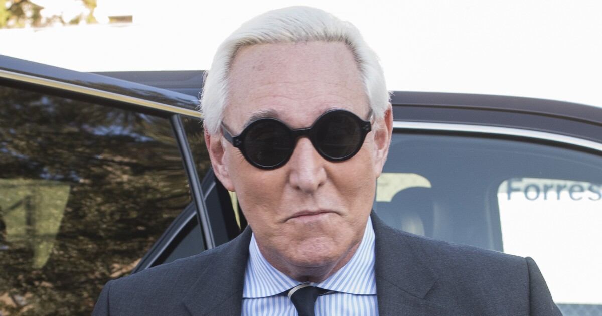 Roger Stone asks for new trial, again, following...