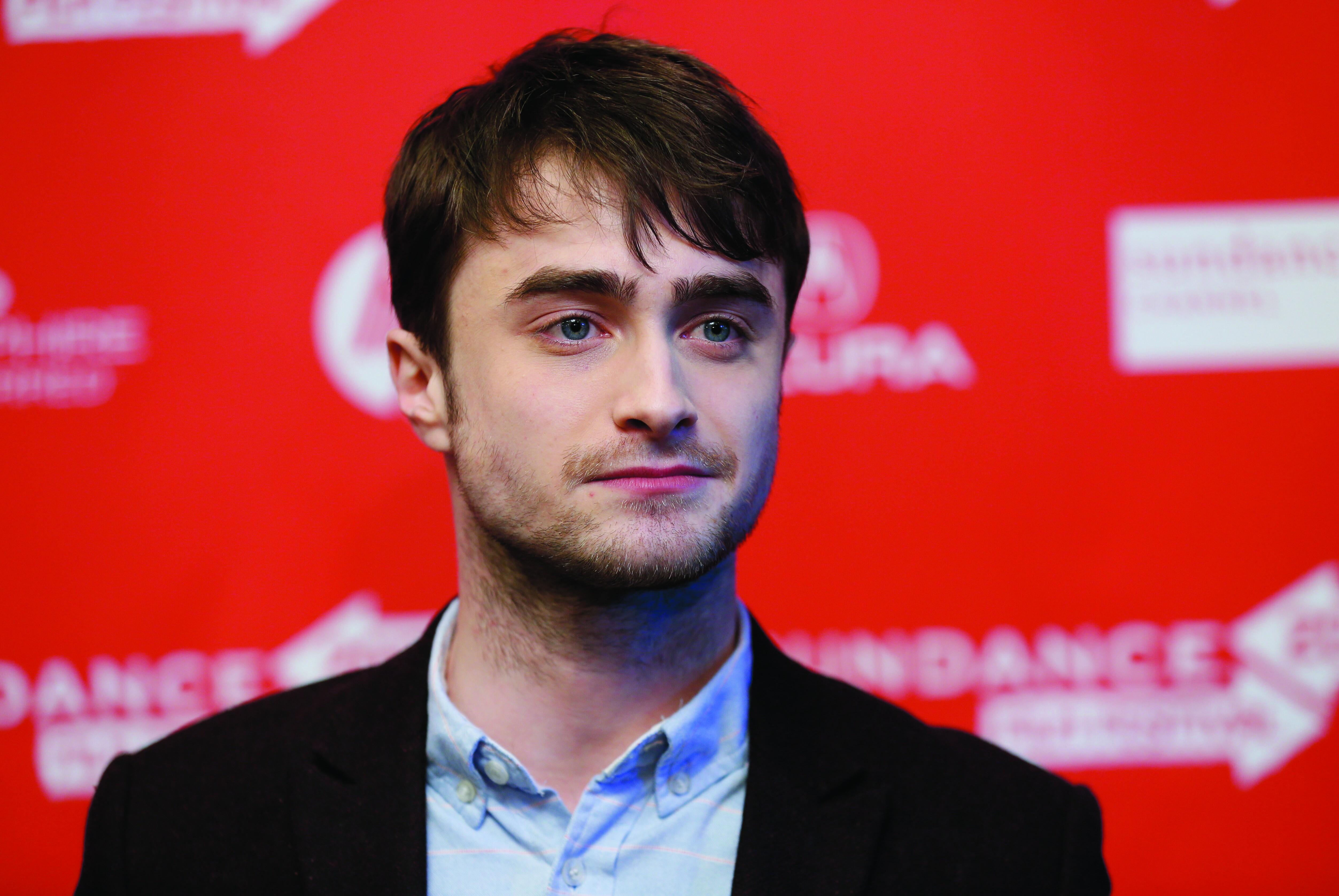 73cb64969a1f3  MAGA  hat in Tom Brady s locker still has  Harry Potter  star Daniel  Radcliffe upset