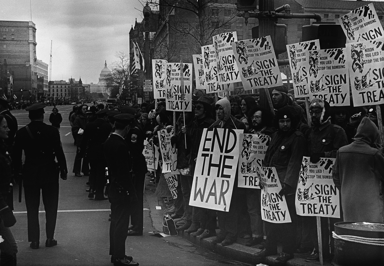 Antiwar Demonstrators