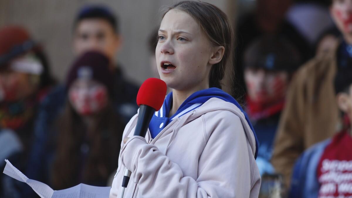 University of Iowa professors were warned against promoting Greta Thunberg's campus visit