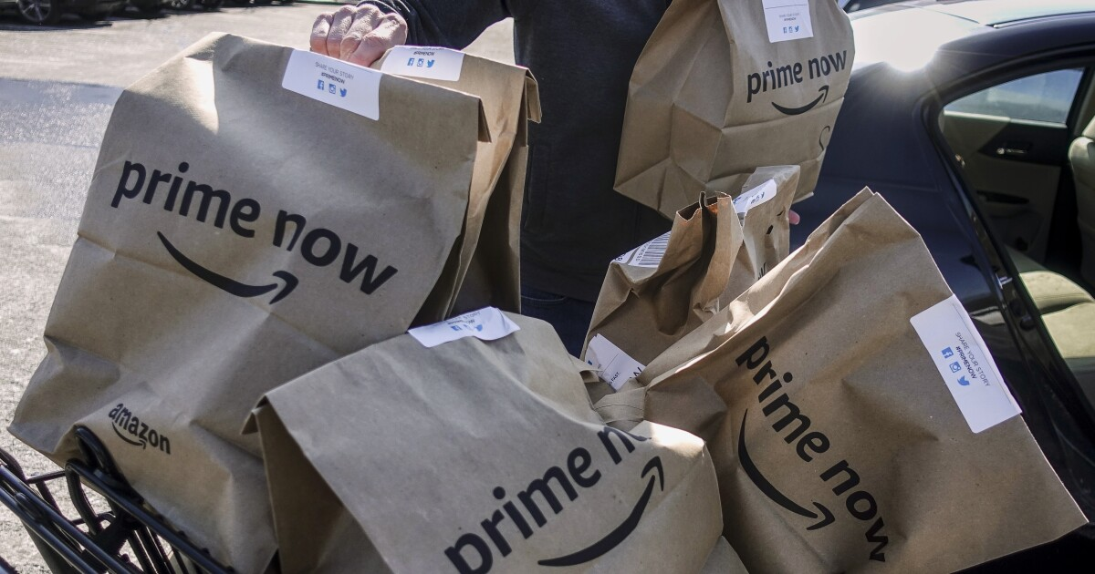 Amazon's grocery expansion raises antitrust risks for Bezos