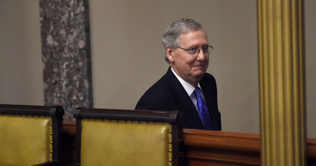 Quickly processing the Supreme Court nominee can restore order to a broken procedure