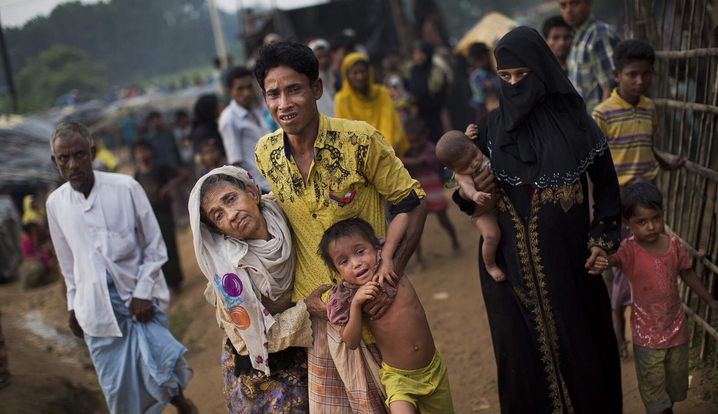 The Rohingya genocide is Obama's fault  Trump can end it