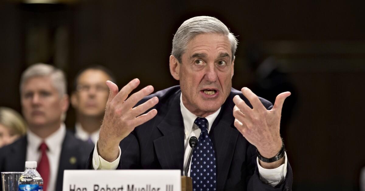 DOJ plans to appeal ruling over secret Mueller grand jury details to Supreme Court