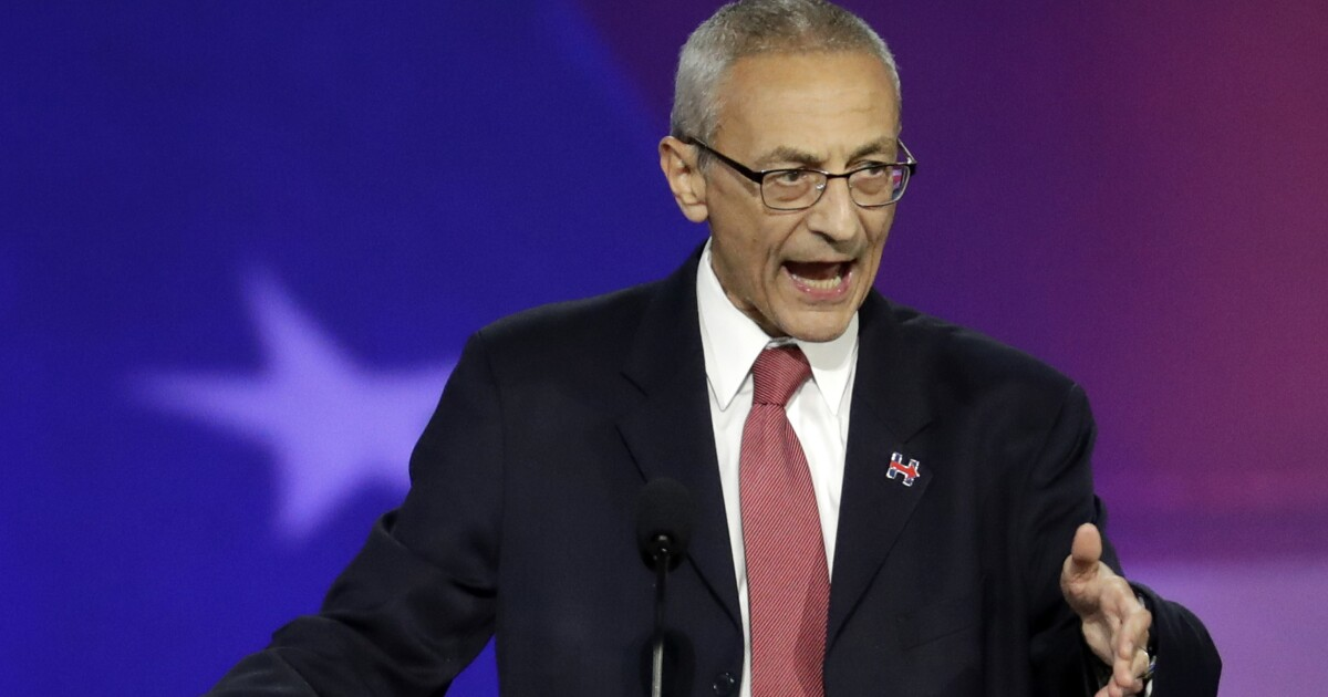 John Podesta on IG report day: James Comey 'blew the election' for Hillary Clinton