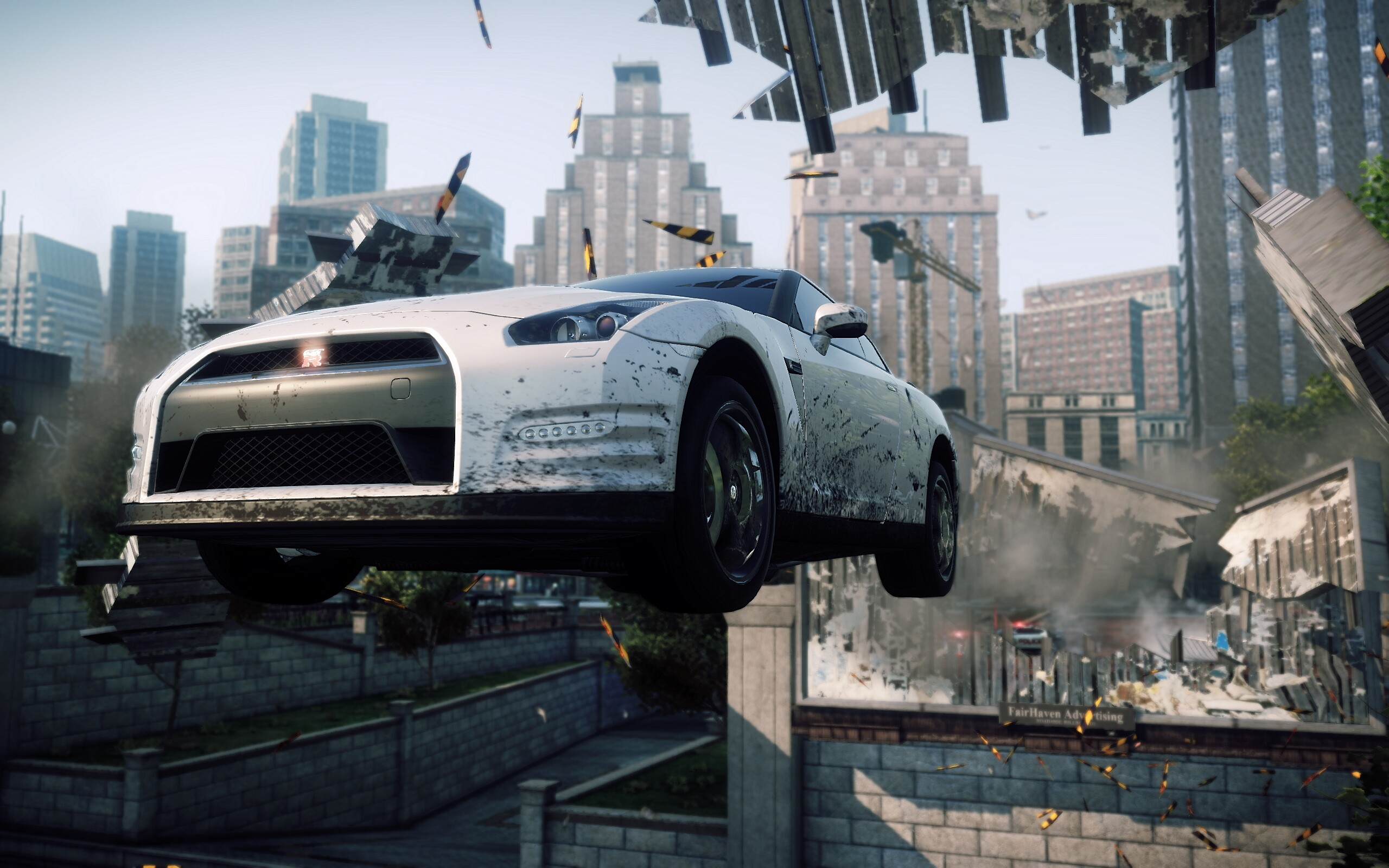 Review Need for Speed Forza hit the gas