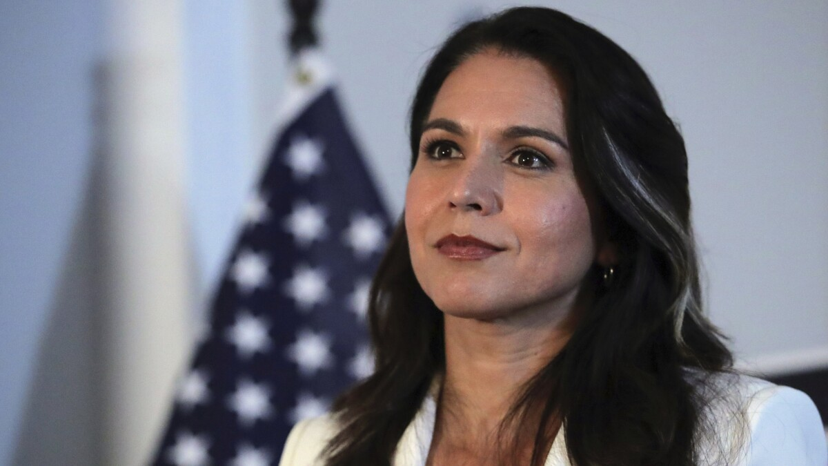 Tulsi Gabbard softens tone after Clinton clash: 'What could be more patriotic than working together?'