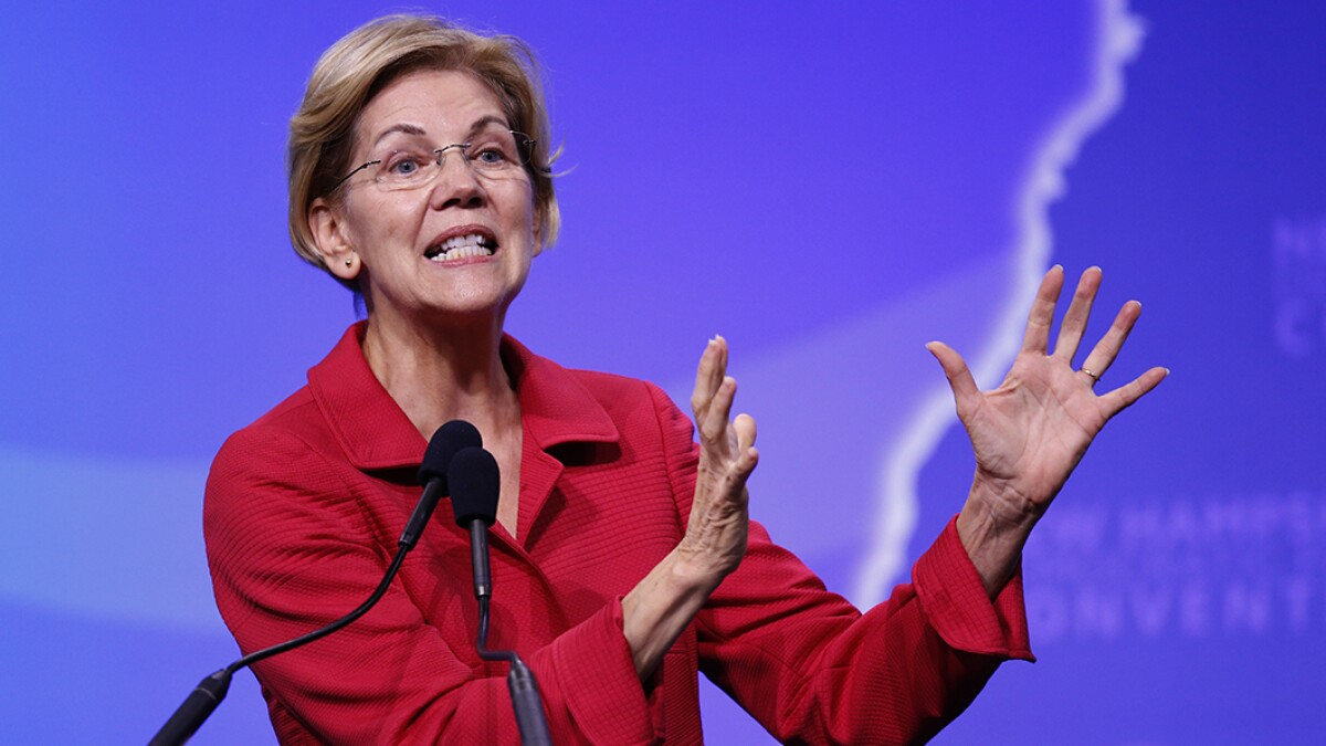 Warren wants to turn Social Security into straight-up socialism