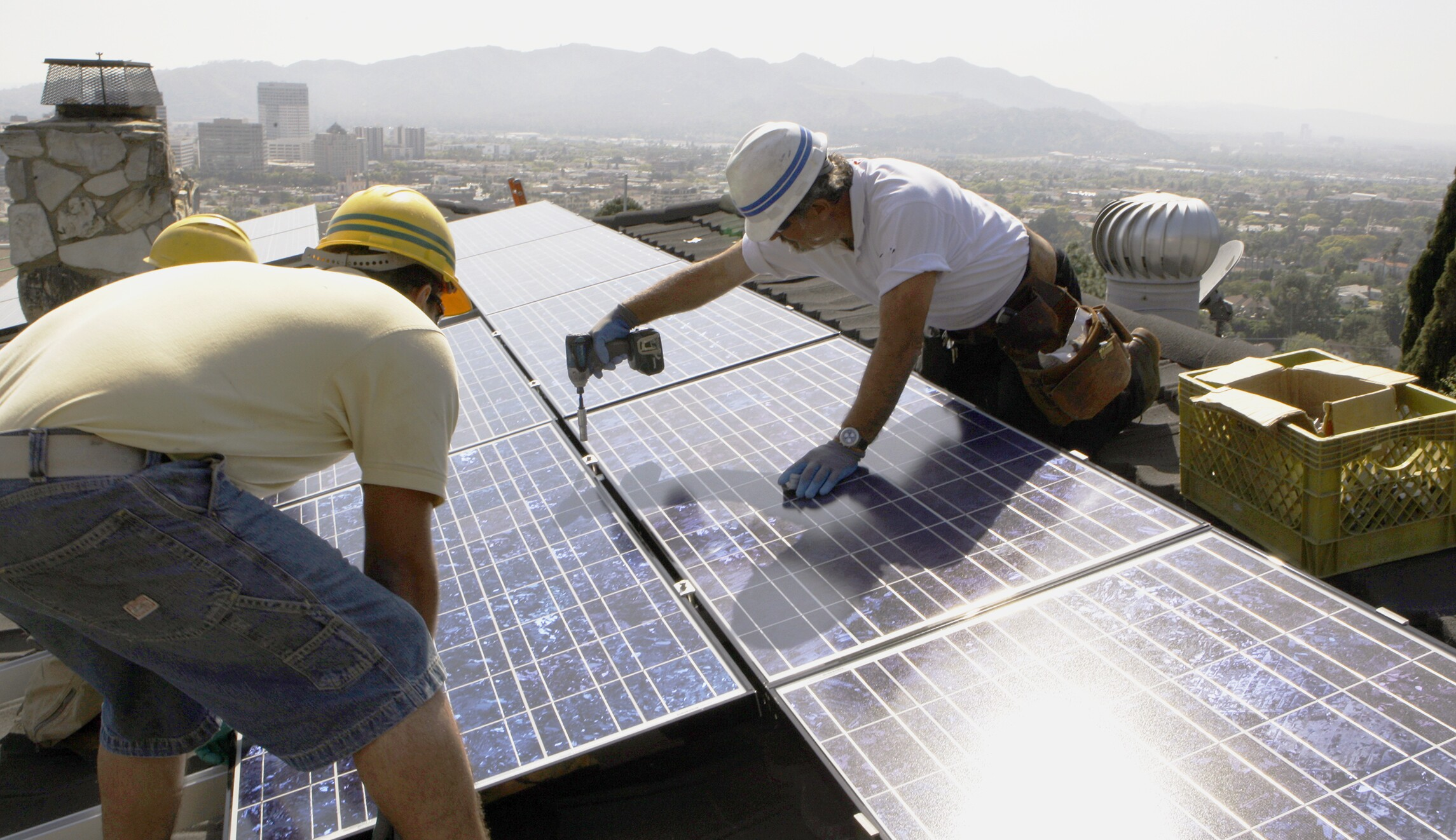 California becomes first state requiring solar panels on new homes