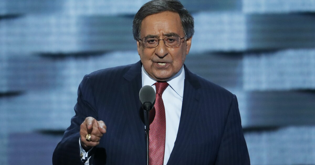 Richard Grenell's inexperienced? Few made that complaint about Leon Panetta