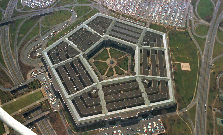 The pentagon photo