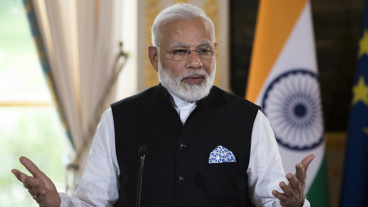 I trolled Narendra Modi and it got me banned from Twitter