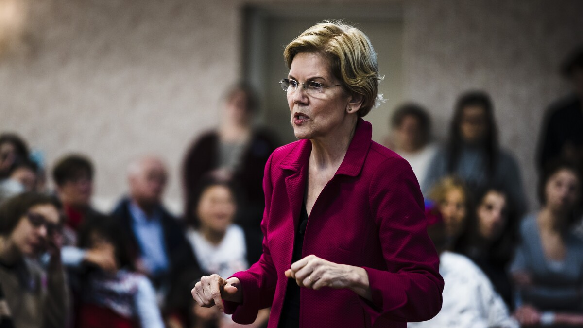 Warren misunderstands what's driving the college affordability crisis