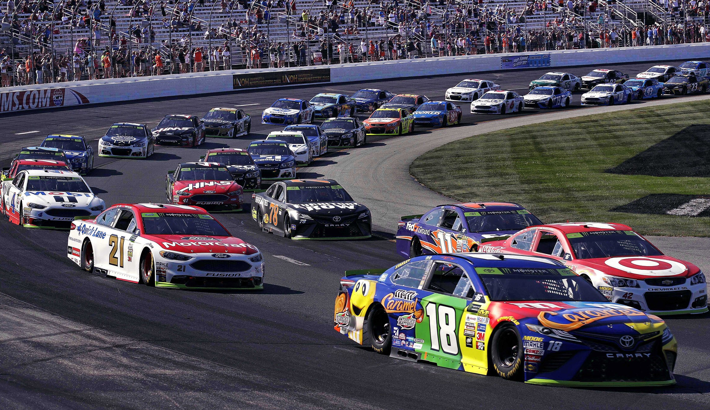 NASCAR declares respect for national anthem and right to \'peacefully ...