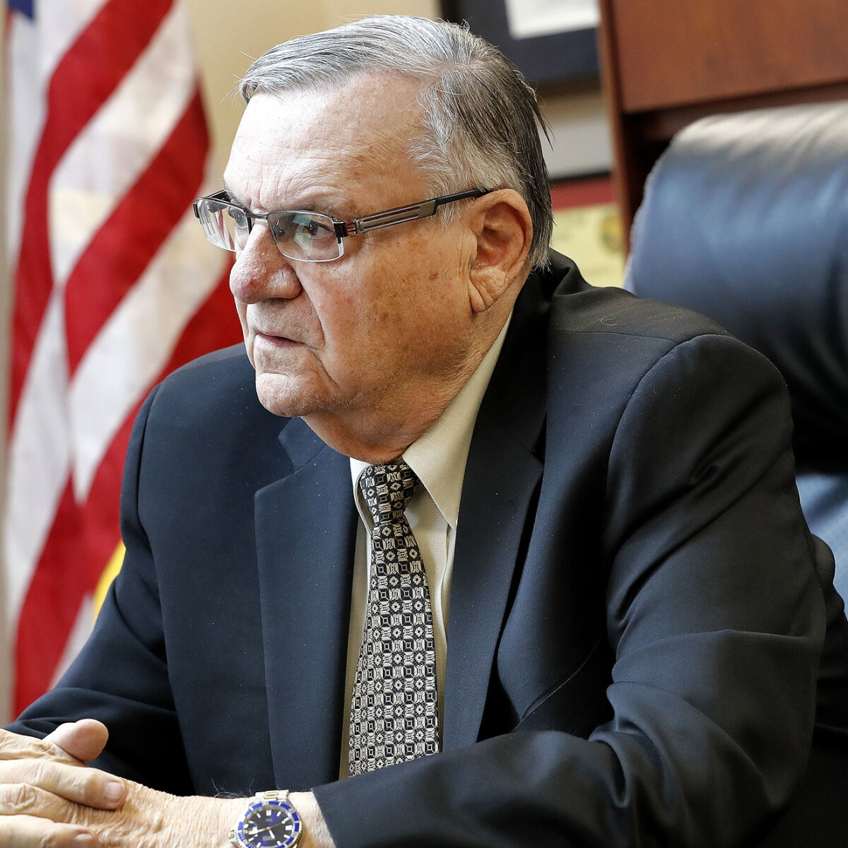Senate candidate joe arpaio feds should focus on obamas birth senate candidate joe arpaio feds should focus on obamas birth certificate instead of russia 1betcityfo Gallery
