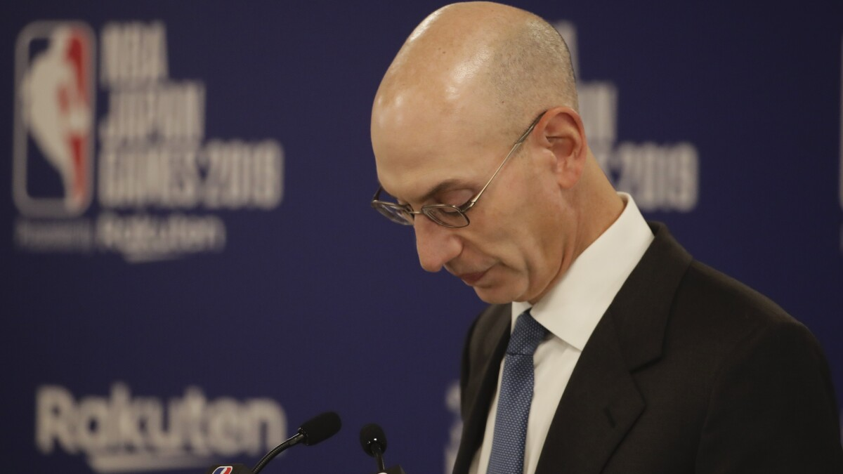 NBA Commissioner Adam Silver: China asked me to fire executive that started controversy