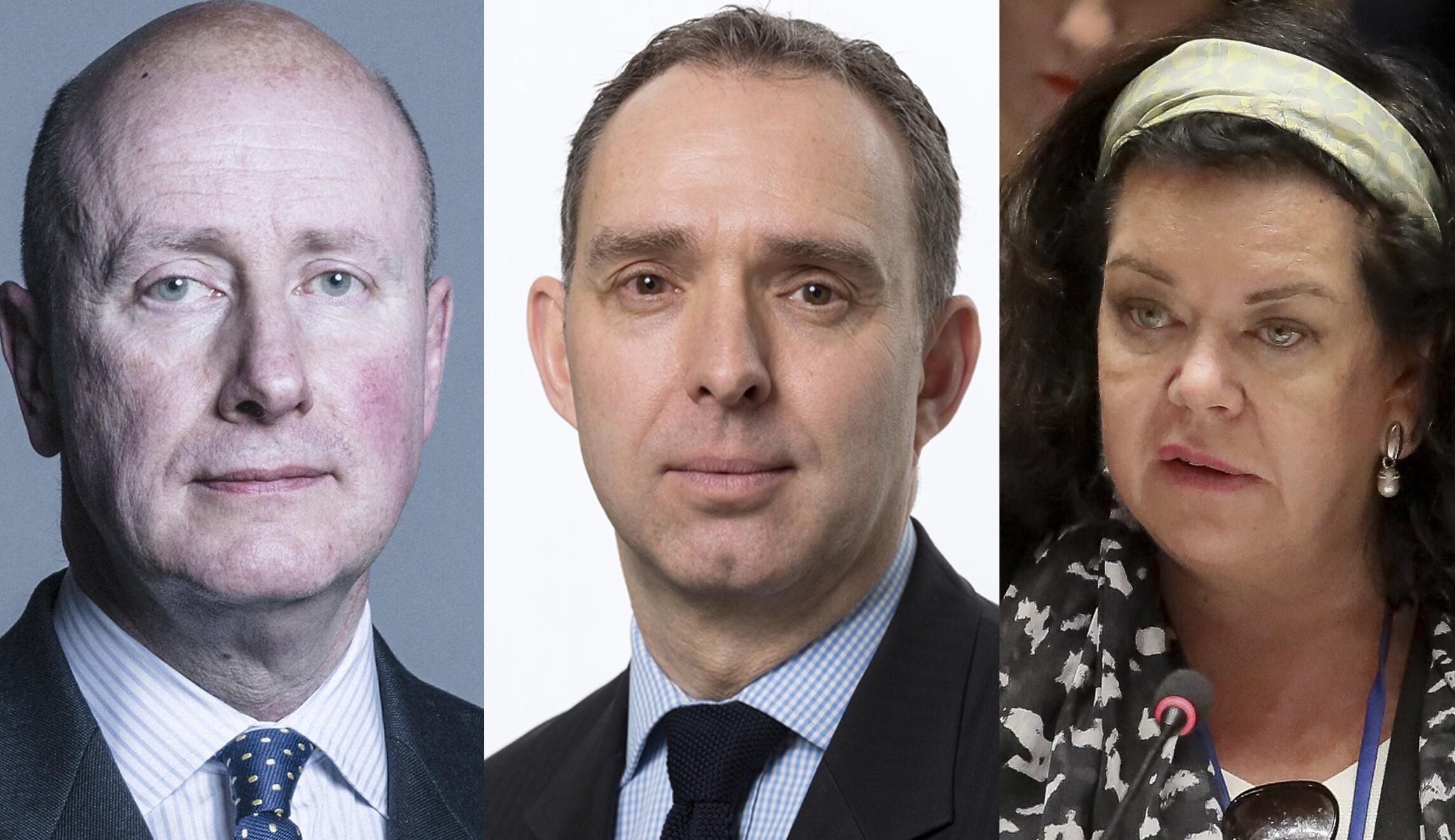 Conventional choice: Boris Johnson to pick career official as his US ambassador