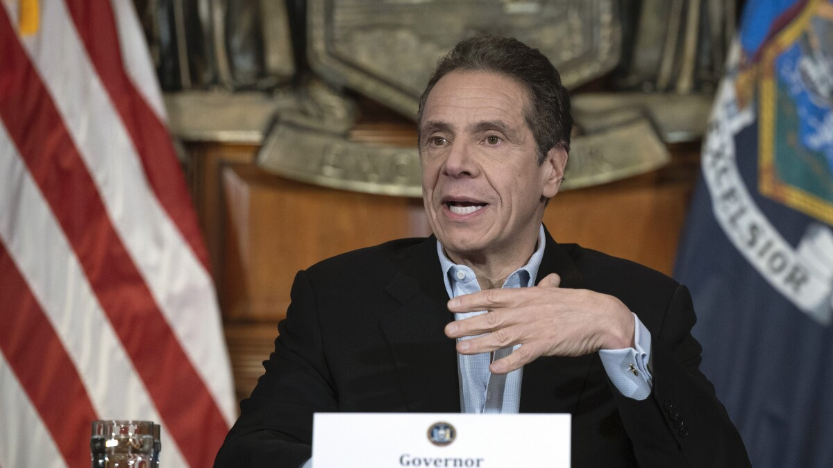 A third of New York's billionaire families have donated to Andrew Cuomo's 'political machine'